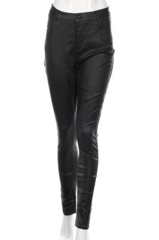 Dámské kalhoty  Vrs Woman, Rozměr XL, Barva Černá, 82% viskóza, 15% polyamide, 3% elastan, Cena  391,00Kč