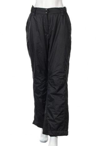 Дамски панталон за зимни спортове Shamp, Размер L, Цвят Черен, Полиестер, Цена 20,74лв.