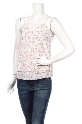 Γυναικείο αμάνικο μπλουζάκι Pieces, Μέγεθος XS, Χρώμα Πολύχρωμο, 100% πολυεστέρας, Τιμή 3,79€
