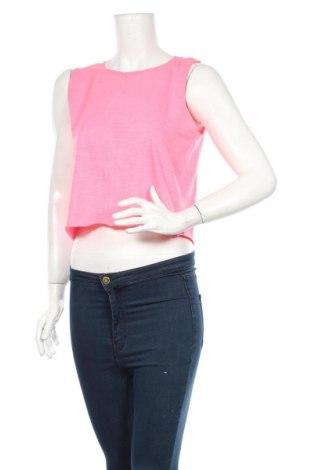 Дамски потник Sinsay, Размер L, Цвят Розов, 100% памук, Цена 4,76лв.