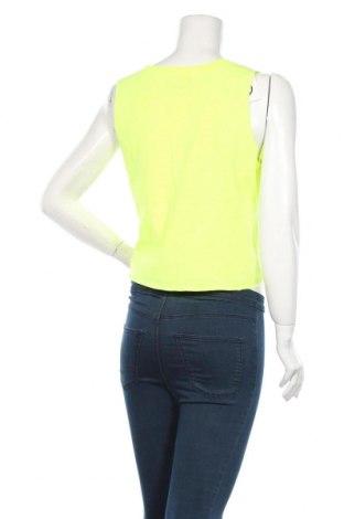 Дамски потник Sinsay, Размер L, Цвят Жълт, 100% памук, Цена 21,00лв.