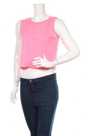 Дамски потник Sinsay, Размер M, Цвят Розов, 100% памук, Цена 4,68лв.