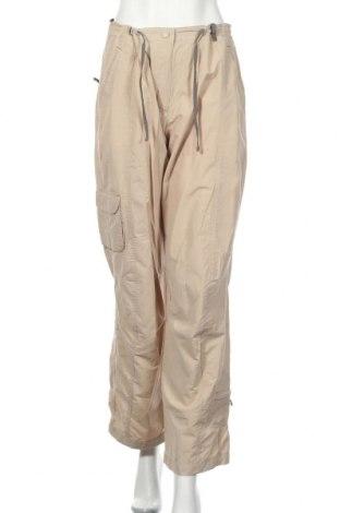 Дамски спортен панталон Rodeo, Размер L, Цвят Бежов, 70% памук, 30% полиамид, Цена 6,30лв.