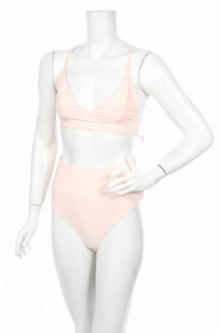 Dámska bielizeň Boohoo, Veľkosť S, Farba Ružová, 95% polyester, 5% elastan, Cena  11,21€