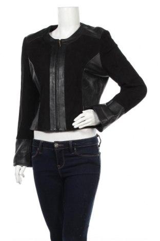 Γυναικείο δερμάτινο μπουφάν Rino & Pelle, Μέγεθος M, Χρώμα Μαύρο, Γνήσιο δέρμα, φυσικό σουέτ, Τιμή 71,29€