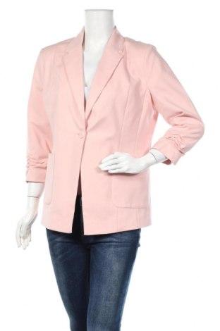 Női blézer Orsay, Méret XL, Szín Rózsaszín, 49% pamut, 48% poliészter, 3% elasztán, Ár 6821 Ft