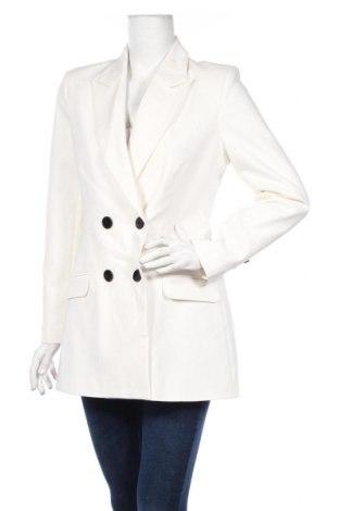 Dámske sako  Reserved, Veľkosť L, Farba Biela, 49% bavlna, 46% polyester, 5% elastan, Cena  34,41€