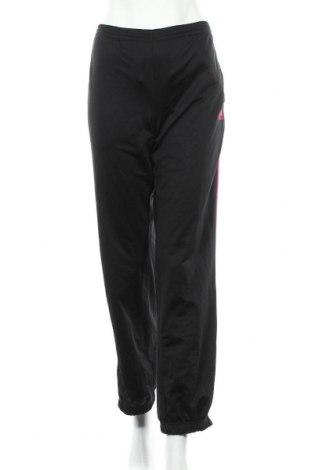 Γυναικείο αθλητικό παντελόνι Adidas, Μέγεθος L, Χρώμα Μαύρο, Πολυεστέρας, Τιμή 20,36€