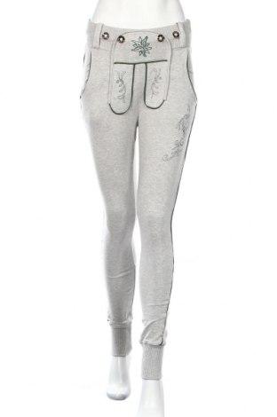 Γυναικείο αθλητικό παντελόνι Alpin, Μέγεθος XS, Χρώμα Γκρί, 92% βαμβάκι, 8% ελαστάνη, Τιμή 15,28€