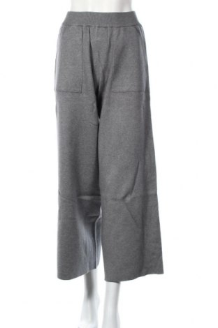Γυναικείο παντελόνι Compania Fantastica, Μέγεθος S, Χρώμα Γκρί, 58%ακρυλικό, 27% βισκόζη, 15% πολυαμίδη, Τιμή 26,68€