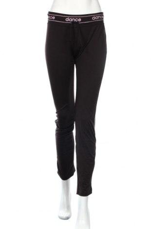 Γυναικείο αθλητικό παντελόνι Dance, Μέγεθος M, Χρώμα Γκρί, 60% βαμβάκι, 35% πολυεστέρας, 5% ελαστάνη, Τιμή 11,46€