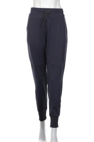 Γυναικείο αθλητικό παντελόνι H&M Sport, Μέγεθος XL, Χρώμα Μπλέ, 80% πολυεστέρας, 20% ελαστάνη, Τιμή 14,00€