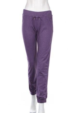 Γυναικείο αθλητικό παντελόνι Nike, Μέγεθος M, Χρώμα Βιολετί, 61% βαμβάκι, 33% πολυεστέρας, 6% ελαστάνη, Τιμή 21,64€