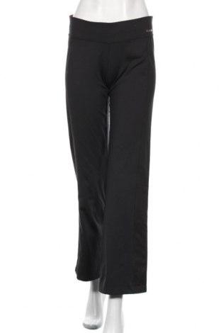 Γυναικείο αθλητικό παντελόνι Reebok, Μέγεθος M, Χρώμα Μαύρο, 90% πολυεστέρας, 10% ελαστάνη, Τιμή 17,83€