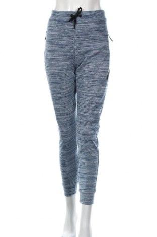 Γυναικείο αθλητικό παντελόνι Work Out, Μέγεθος L, Χρώμα Μπλέ, 62% βαμβάκι, 38% πολυεστέρας, Τιμή 14,00€