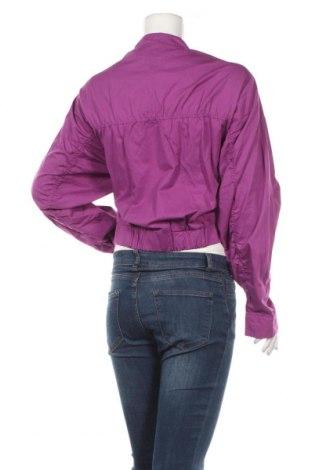 Дамско яке Reserved, Размер S, Цвят Лилав, Памук, Цена 19,60лв.