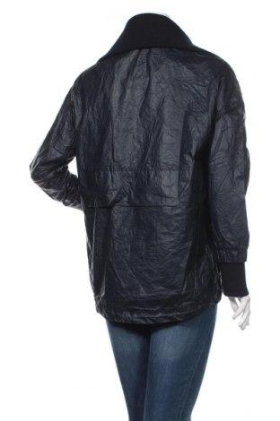 Дамско яке Reserved, Размер XS, Цвят Син, Полиуретан, Цена 31,60лв.