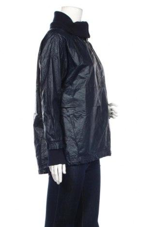 Дамско яке Reserved, Размер S, Цвят Син, Полиуретан, Цена 31,60лв.