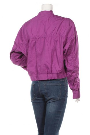 Дамско яке Reserved, Размер M, Цвят Лилав, Памук, Цена 19,60лв.
