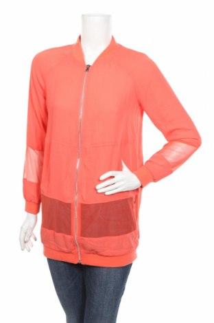 Дамско яке Reserved, Размер S, Цвят Оранжев, Полиестер, Цена 22,40лв.