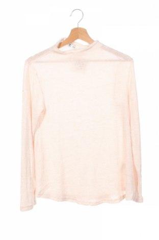 Детска блуза Cubus, Размер 12-13y/ 158-164 см, Цвят Розов, 68% вискоза, 20% полиестер, 10% метални нишки, 2% еластан, Цена 4,20лв.