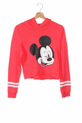Dziecięca bluzka H&M, Rozmiar 14-15y/ 168-170 cm, Kolor Czerwony, 86% bawełna, 14% poliester, Cena 45,90zł