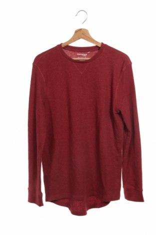Детска блуза Manguun, Размер 15-18y/ 170-176 см, Цвят Червен, 60% памук, 40% полиестер, Цена 4,20лв.
