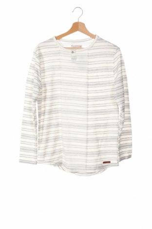 Детска блуза Zara, Размер 13-14y/ 164-168 см, Цвят Сив, 85% памук, 15% полиестер, Цена 7,09лв.