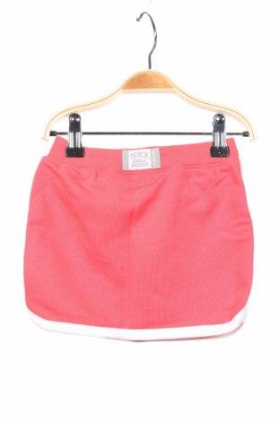 Детска пола Nike, Размер 2-3y/ 98-104 см, Цвят Розов, 80% памук, 20%, Цена 11,70лв.