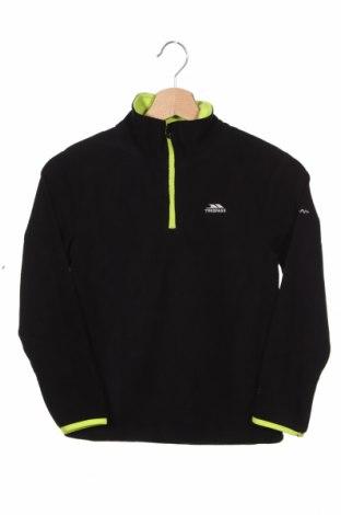 Детска поларена блуза Trespass, Размер 6-7y/ 122-128 см, Цвят Черен, Полиестер, Цена 34,50лв.