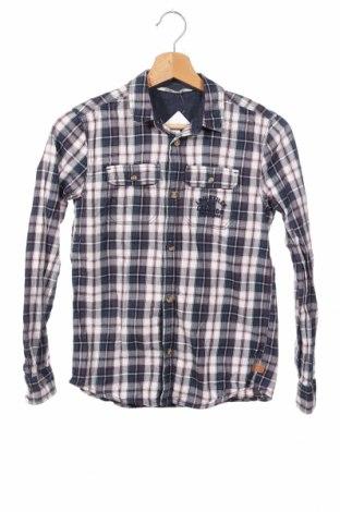 Dziecięca koszula H&M, Rozmiar 10-11y/ 146-152 cm, Kolor Kolorowy, 100% bawełna, Cena 47,04zł