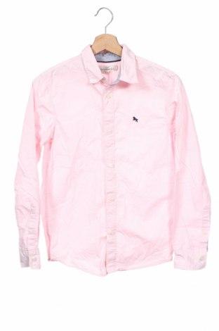 Dziecięca koszula H&M L.o.g.g, Rozmiar 11-12y/ 152-158 cm, Kolor Różowy, 100% bawełna, Cena 47,04zł