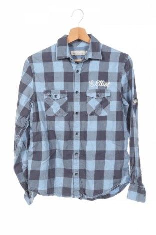 Dziecięca koszula H&M L.o.g.g, Rozmiar 12-13y/ 158-164 cm, Kolor Niebieski, Bawełna, Cena 52,92zł