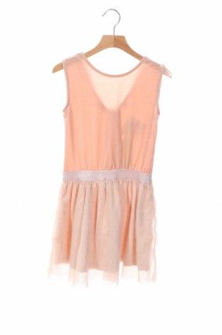 Детска рокля Lemon Beret, Размер 7-8y/ 128-134 см, Цвят Розов, 95% полиестер, 5% еластан, Цена 33,00лв.