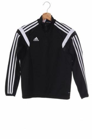 Παιδική μπλούζα αθλητική Adidas, Μέγεθος 10-11y/ 146-152 εκ., Χρώμα Μαύρο, 100% πολυεστέρας, Τιμή 14,81€