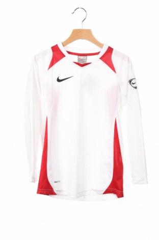 Παιδική μπλούζα αθλητική Nike, Μέγεθος 6-7y/ 122-128 εκ., Χρώμα Λευκό, Πολυεστέρας, Τιμή 17,31€