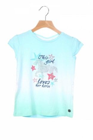 Detské tričko Salt and pepper, Veľkosť 3-4y/ 104-110 cm, Farba Modrá, 95% bavlna, 5% elastan, Cena  9,74€