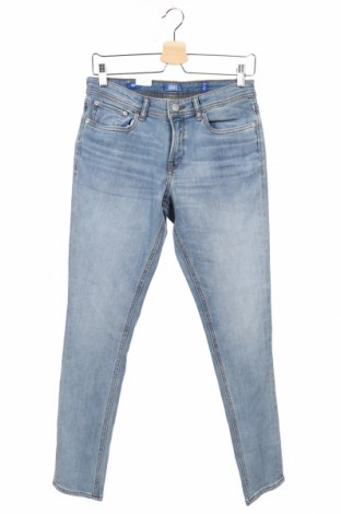 Dětské džíny  Jack & Jones, Rozměr 15-18y/ 170-176 cm, Barva Modrá, 70% bavlna, 28% polyester, 2% elastan, Cena  603,00Kč