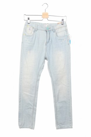 Dětské džíny  Reserved, Rozměr 11-12y/ 152-158 cm, Barva Modrá, Bavlna, Cena  438,00Kč