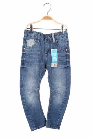 Dětské džíny  Reserved, Rozměr 2-3y/ 98-104 cm, Barva Modrá, Bavlna, Cena  438,00Kč