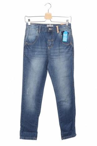 Dětské džíny  Reserved, Rozměr 10-11y/ 146-152 cm, Barva Modrá, Bavlna, Cena  480,00Kč