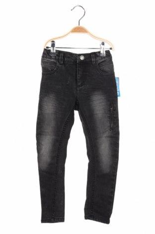 Dětské džíny  Reserved, Rozměr 3-4y/ 104-110 cm, Barva Černá, 98% bavlna, 2% elastan, Cena  438,00Kč