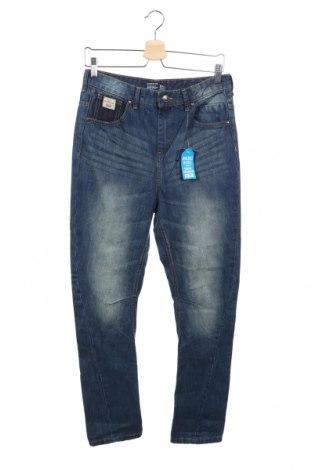 Dětské džíny  Reserved, Rozměr 13-14y/ 164-168 cm, Barva Modrá, Bavlna, Cena  480,00Kč