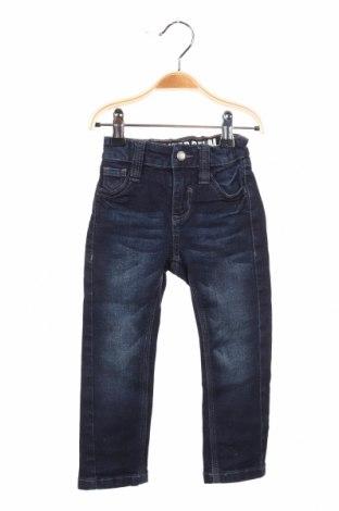 Dětské džíny  S.Oliver, Rozměr 18-24m/ 86-98 cm, Barva Modrá, 98% bavlna, 2% elastan, Cena  585,00Kč