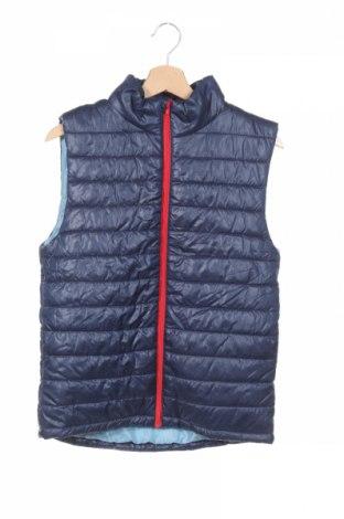 Dětská vesta  H&M Sport, Rozměr 12-13y/ 158-164 cm, Barva Modrá, Polyester, Cena  375,00Kč