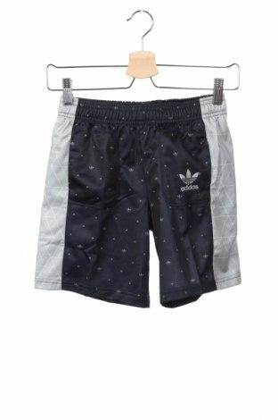 Detské krátke nohavice  Adidas Originals, Veľkosť 10-11y/ 146-152 cm, Farba Modrá, Polyester, Cena  15,59€