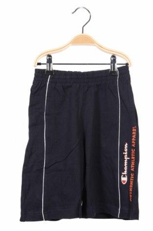 Dětské krátké kalhoty  Champion, Rozměr 3-4y/ 104-110 cm, Barva Modrá, Bavlna, Cena  334,00Kč