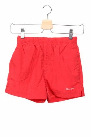Detské krátke nohavice  Champion, Veľkosť 7-8y/ 128-134 cm, Farba Červená, Polyamide, Cena  10,39€