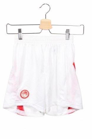 Dětské krátké kalhoty  PUMA, Rozměr 9-10y/ 140-146 cm, Barva Bílá, Polyester, Cena  407,00Kč