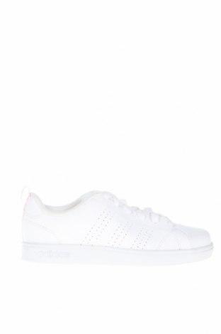Детски обувки Adidas, Размер 31, Цвят Бял, Еко кожа, Цена 73,96лв.